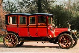 Léon Bollée 1909 G2