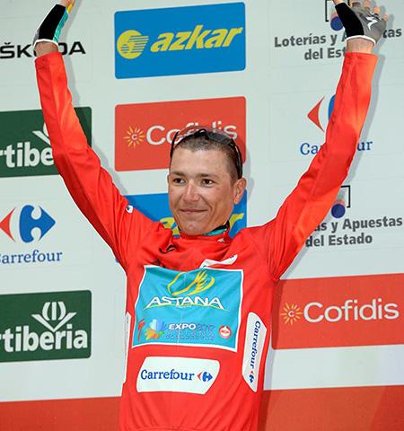 La Vuelta 2013 - © Unipublic
