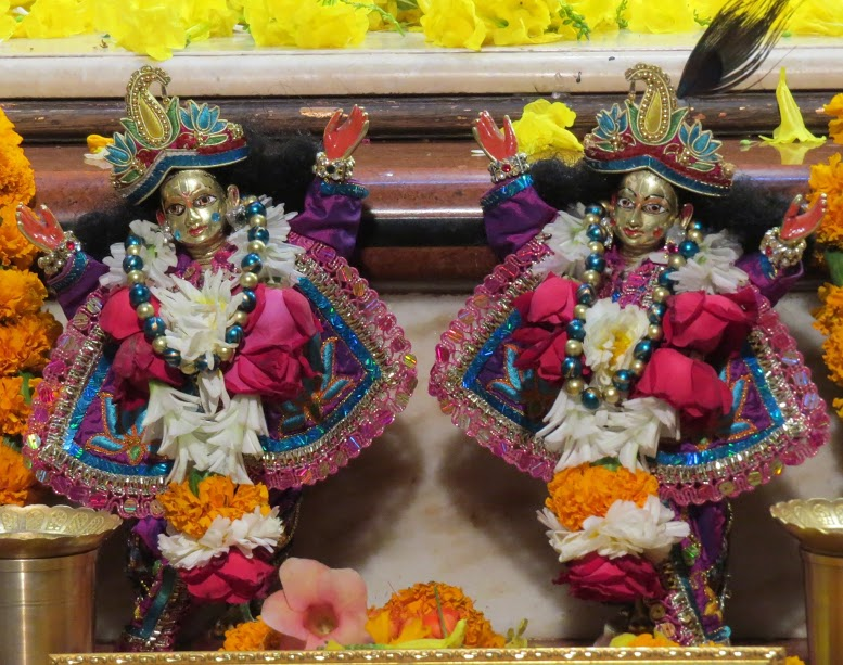 ISKCON Vallabh vidhyanagar Deity Darshan 16 jan 2017 (5)