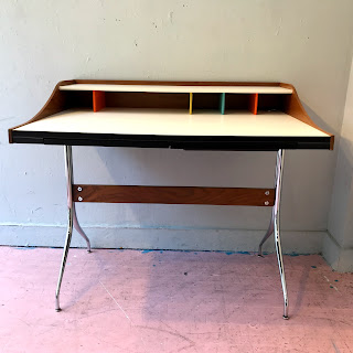 Herman Miller George Nelson Swag Leg Desk