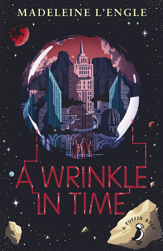 Book Review: A Wrinkle in Time by Madeleine L'Engle