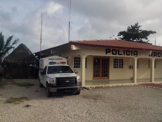 Estación de Policía de Nombre De Dios
