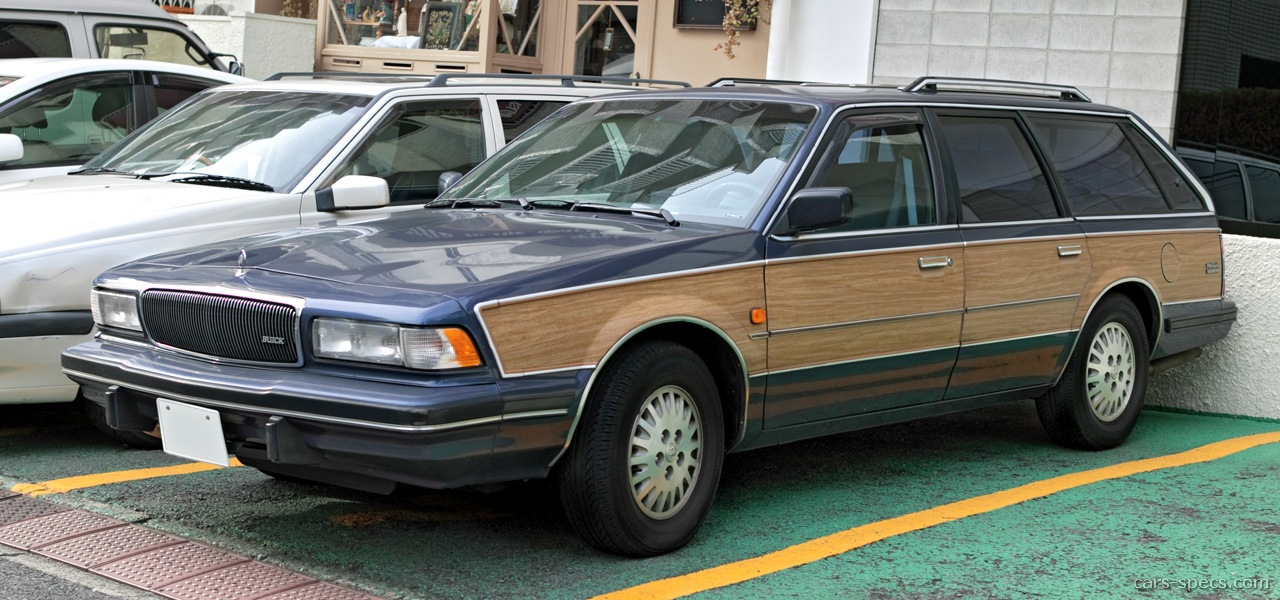 1992 Buick Century Wagon Specifications, Pictures, Prices