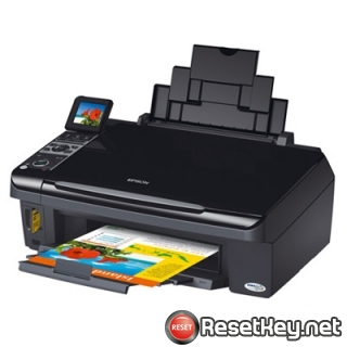 Reset Epson SX400 Waste Ink Pads Counter overflow error