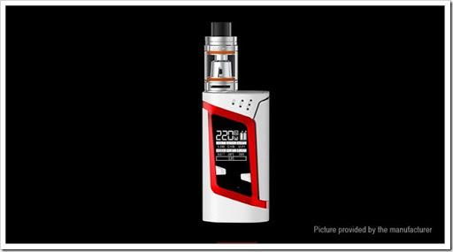 6185200 6 thumb%25255B2%25255D - 【海外】「Smoktech SMOK G320 Marshal 320W」「Steam Crave Aromamizer Supreme RDTA用ポストレスデッキ」「Yocan iShred 2600mAh TCドライハーブヴェポライザー」など