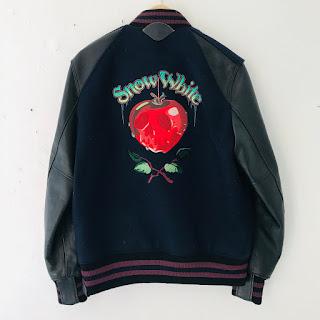 Disney X Coach Dark Fairy Tale Collection Snow White Varsity Jacket