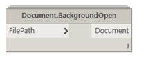 Document.BackgroundOpen
