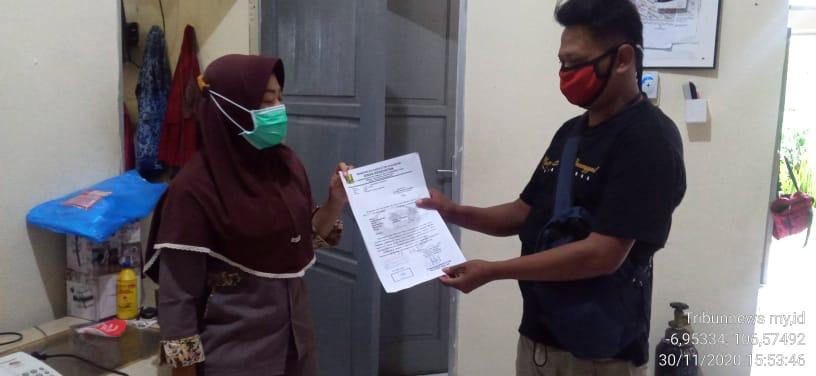 Waka LPKDN DPD Kab. Sukabumi Dampingi Pasien Melahirkan Di Poned