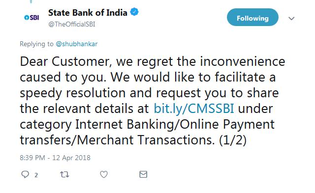 20180413 - SBI Response