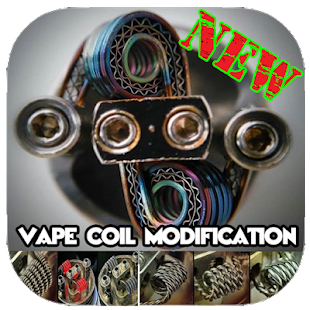 DIY Vape Coil Modification Design - náhled