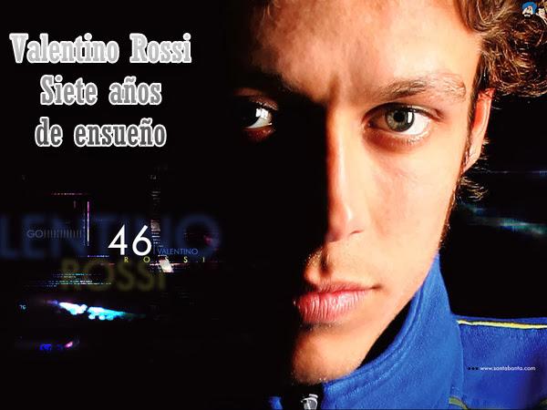 Valentino Rossi, siete a�os de ensue�o [SATRip][Espa�ol][2013]