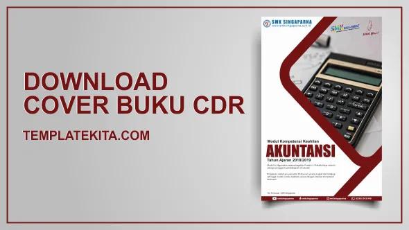 Download Desain Cover Buku CDR Dengan Coreldraw