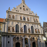 Bürgersaal Kirche
