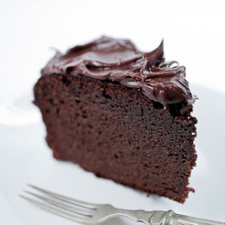 Naked Chocolate Cake – Original