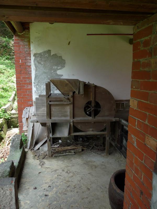 machine pour séparer le riz