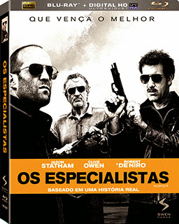 Os Especialistas (2011) BDRip 1080p Dublado Torrent