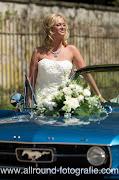 Bruidsreportage (Trouwfotograaf) - Foto van bruid - 001