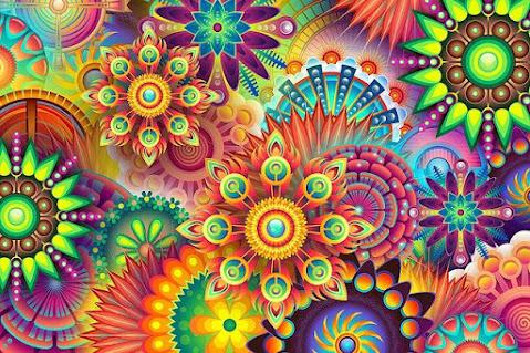 Festivals of Colours & Divine Bonfire in Cultural Community