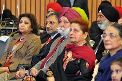 Sikh Heritage Society representatives