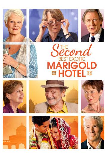 The Second Best Exotic Marigold Hotel -  Khách Sạn Diệu Kỳ 2