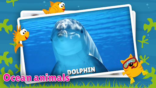 Animal flashcard & sounds for kids & toddlers android2mod screenshots 3