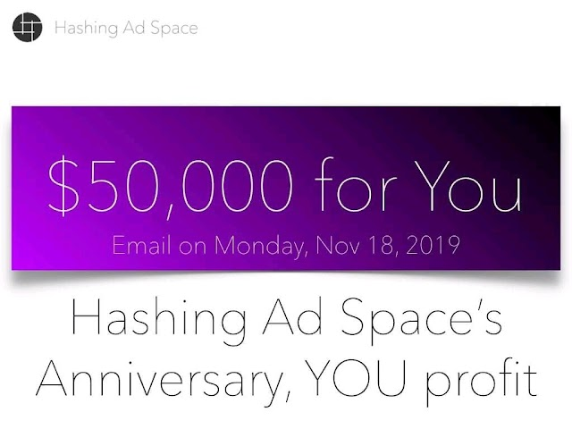 How To Earn With Hashing Ad Space ?