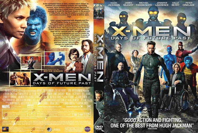 X-Men Days of Future Past The Rogue Cut – Latino