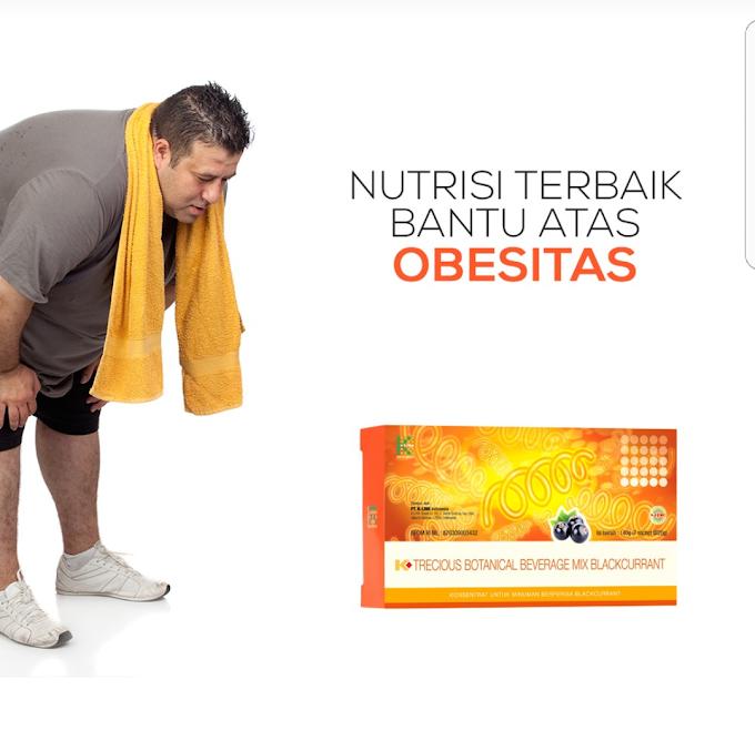 SPIRULINA penting dikonsumsi untuk yang memiliki masalah OBESITAS
