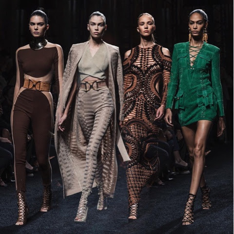 Balmain Spring/ Summer 2016 Collection | BisaNation
