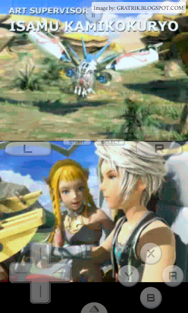 drastic android app game demo final fantasy xii revenant wings