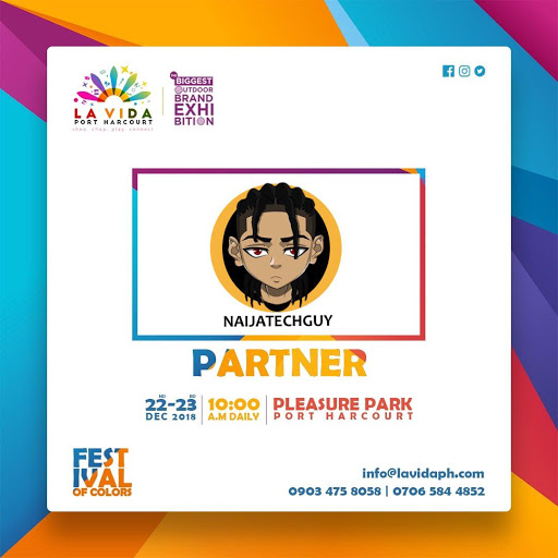La Vida Port Harcourt Kicks Off Today 27