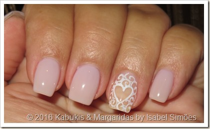 Unhas de Gel made in Ponto Rosa