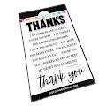 Sincere Thanks Stamp Set Stamps