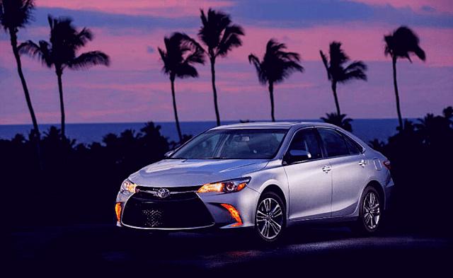 Toyota Camry / Camry Hybrid