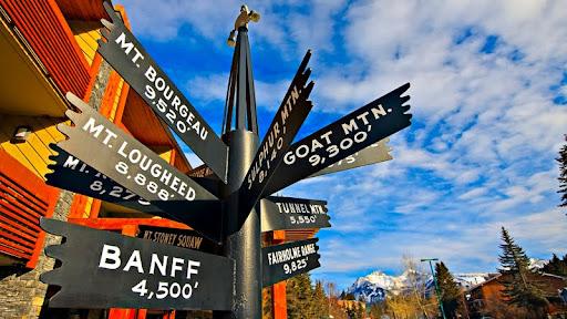 Directional Sign, Banff National Park, Alberta.jpg