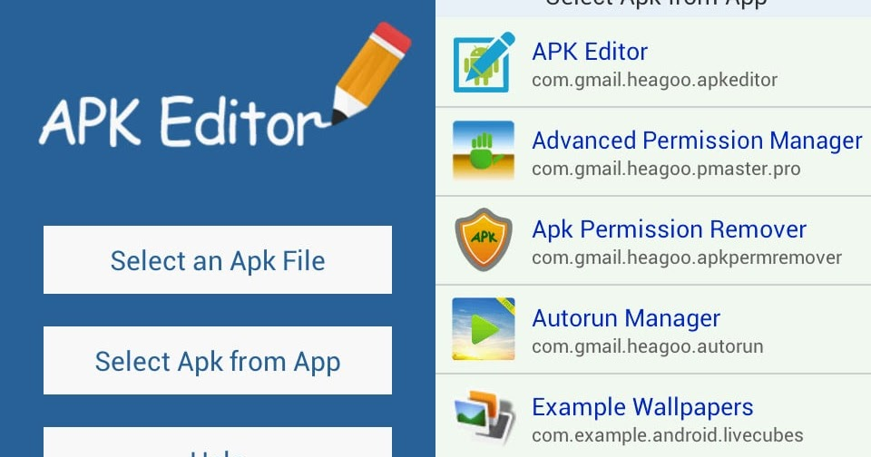 How To Rename ,Change Package Name ,Replace Icons Of Apps