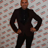 WWW.ENTSIMAGES.COM Louie Spence    arriving at        Variety Annual Dinner & Ball at The Dorchester, 55 Park Lane, London September 28th 2013                                                Photo Mobis Photos/OIC 0203 174 1069