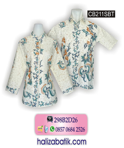 Toko Baju Batik Online, Baju Batik Online, Belanja Batik, CB211SBT