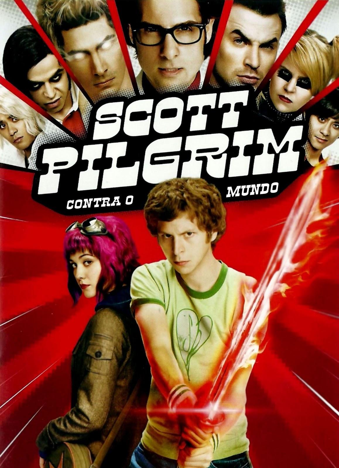 Emyjotace - Filmes e Seriados: SCOTT PILGRIM - CONTRA O MUNDO