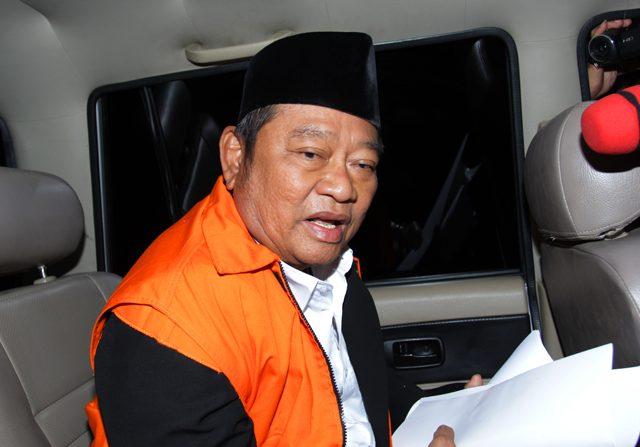 KPK Sita Uang Rp 1 Miliar dan Mata Uang Asing dari Rumah Saiful Ilah