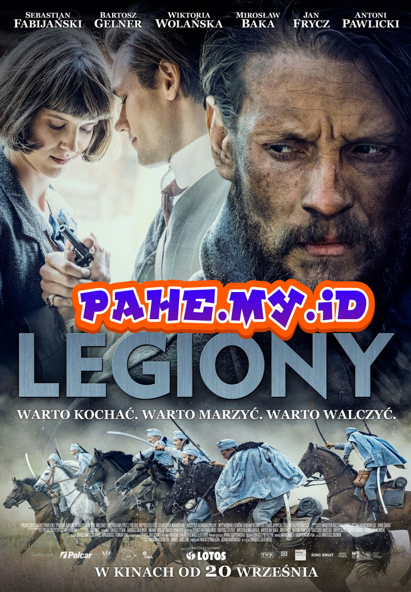The Legions (2019) Subtitle Indonesia