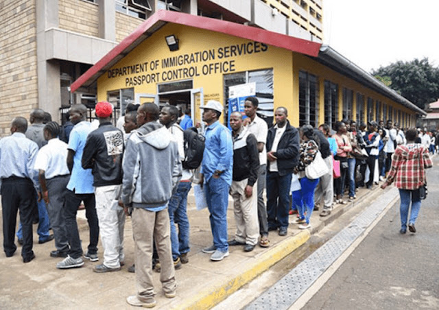 Immigration offices in Kenya