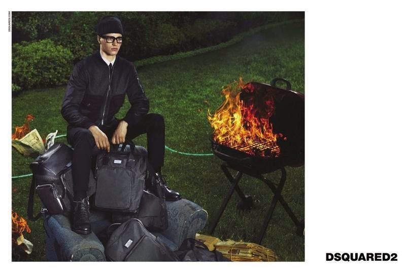 Dsquared2 Menswear, campaña OI 2014