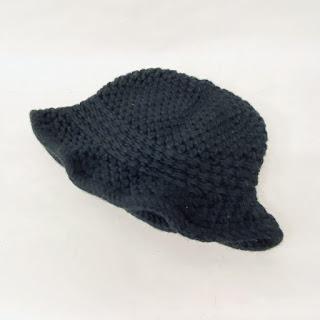 Wommelsdorff Black Cashmere Hat