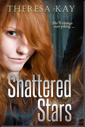 Shattered Stars  (Broken Skies #3)