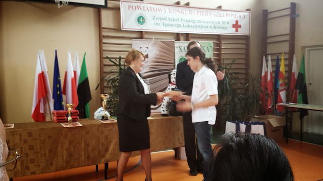 Konkurs pierwszej pomocy przedmedycznej - 20140307_143002.jpg