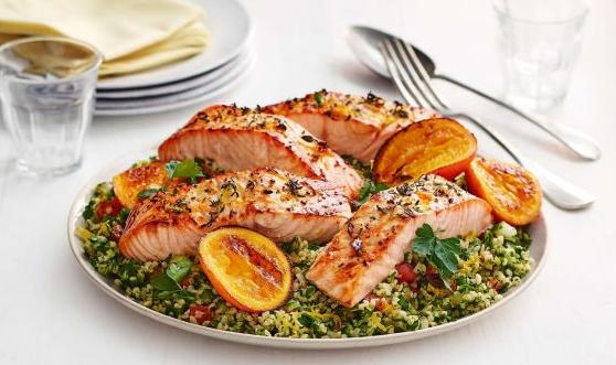 Menu Makanan Bergizi yang baik Untuk Menjaga Kesehatan