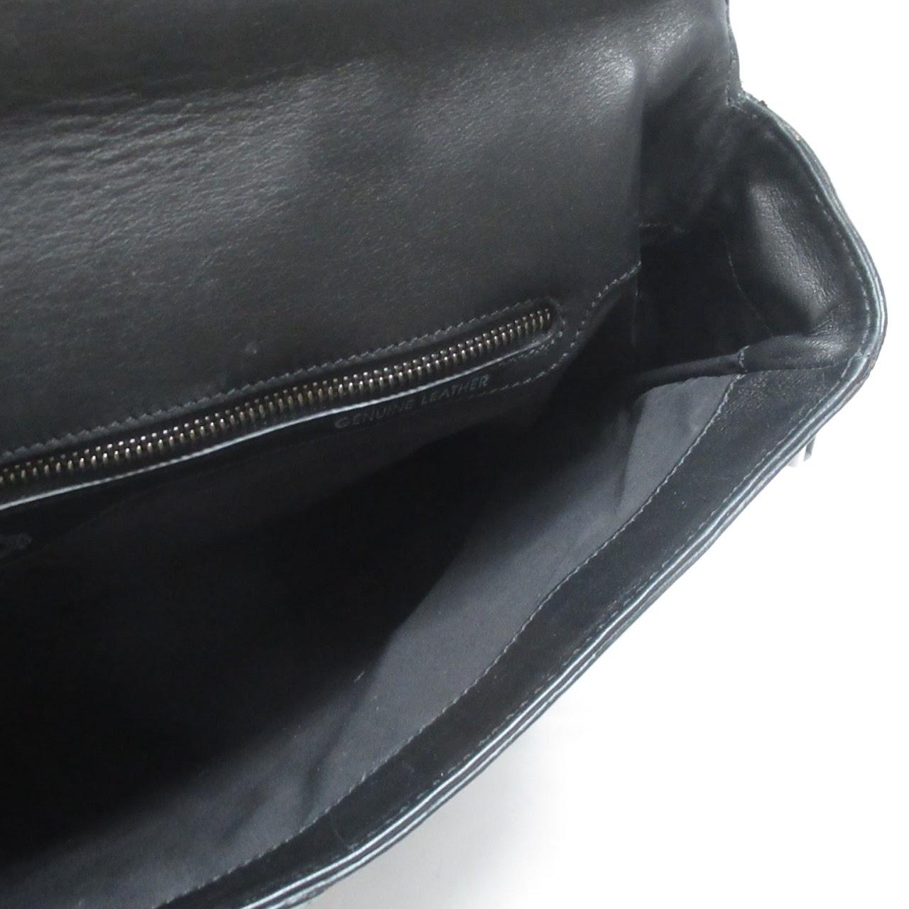 Tod's Leather Satchel