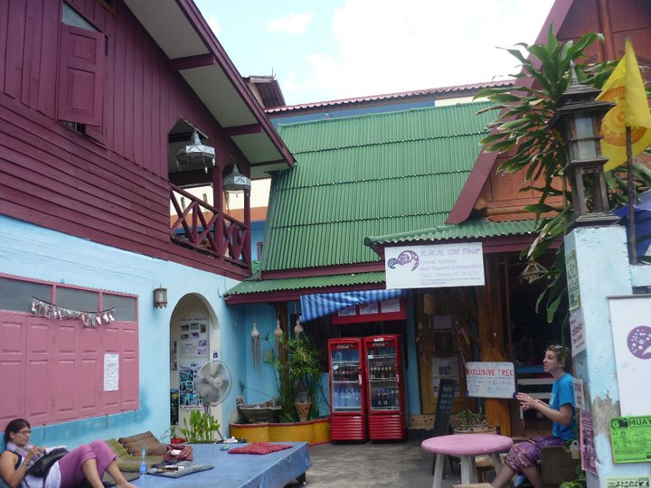 Chiang Mai hostel. From Find Budget (or FREE!) Accommodation Anywhere