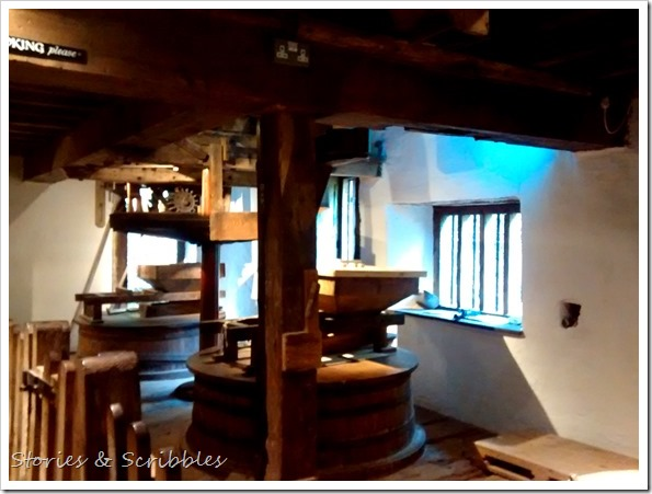 The water-mill, Dunster